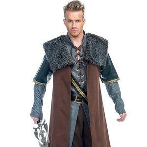 Medium Large Medieval Warrior GOT Costume Charades